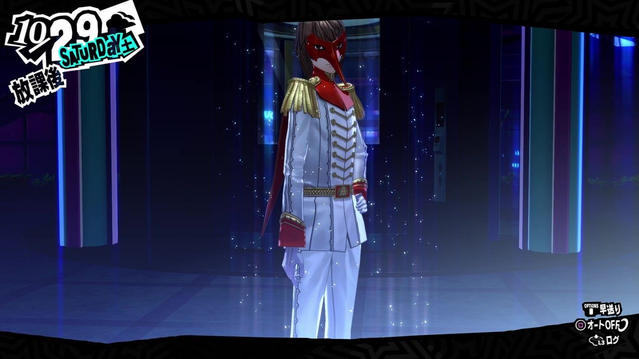 Persona 5 / Persona 5 Royal - Crow
