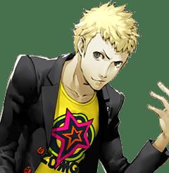 Persona 5 / Persona 5 Royal - Ryuji Sakamoto Character Profile