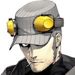 Persona 5 / Persona 5 Royal - Munehisa Iwai