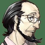 Persona 5 / Persona 5 Royal - Sojiro Sakura
