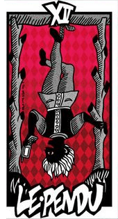 Persona 5 / Persona 5 Royal - Hanged Man Arcana