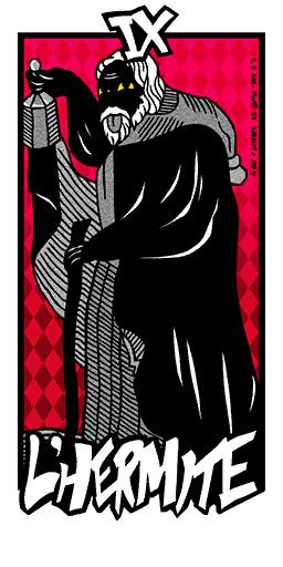 Persona 5 / Persona 5 Royal - Hermit Arcana