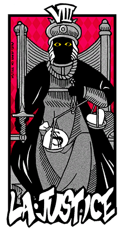 Persona 5 / Persona 5 Royal - Justice Arcana