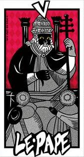 Persona 5 / Persona 5 Royal - Hierophant Arcana
