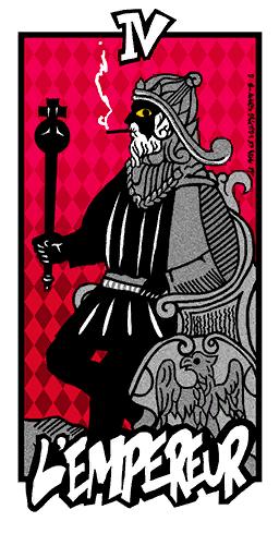 Persona 5 / Persona 5 Royal - Emperor Arcana