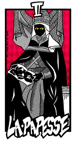Persona 5 / Persona 5 Royal - Priestess Arcana