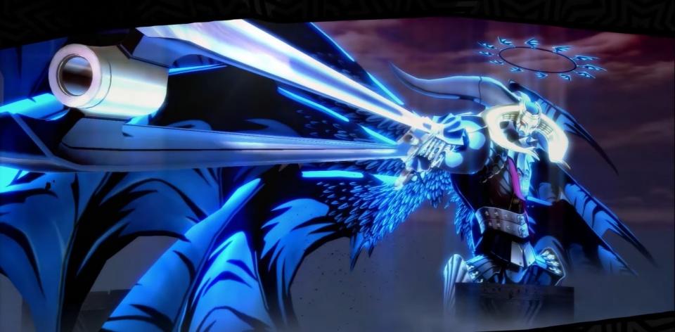 Persona 5 Royal - Satanael Stats