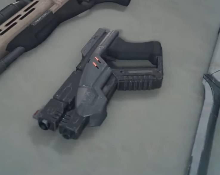 m-3 predator pistol