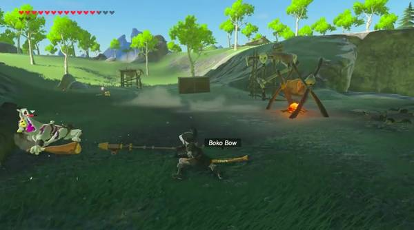 How To Unlock Dark Link Outfit The Legend Of Zelda Breath Of The Wild