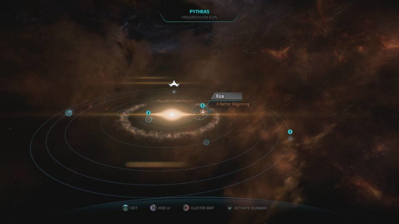 Mass Effect Andromeda Star Map.Mass Effect Andromeda Locations Samurai Gamers