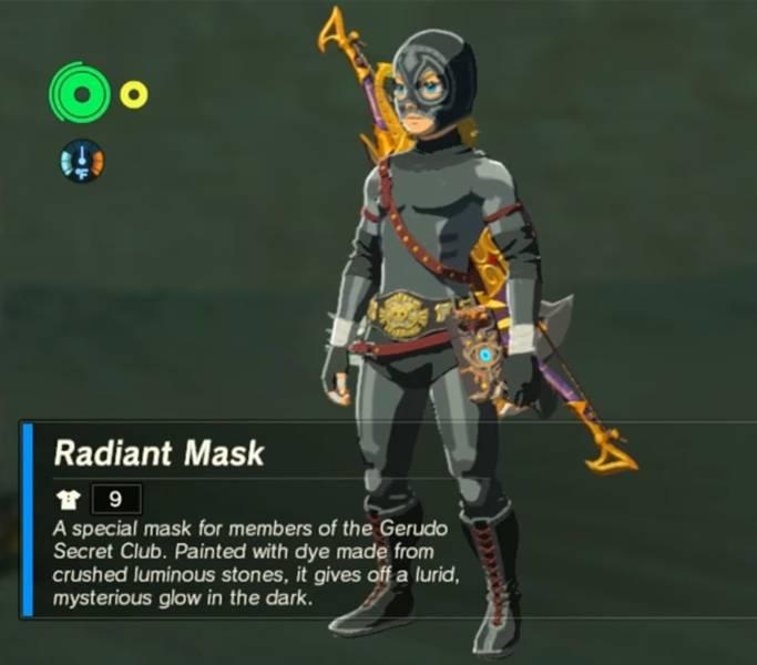 Radiant Armor Set Guide [The Legend of Zelda: Breath of the