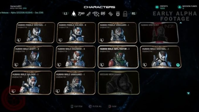 Multiplayer System: Tips and Tricks [Mass Effect Andromeda]