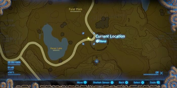 Mount Bridle and Saddle Locations [The Legend of Zelda