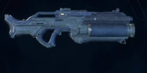 cyclone assault rifle