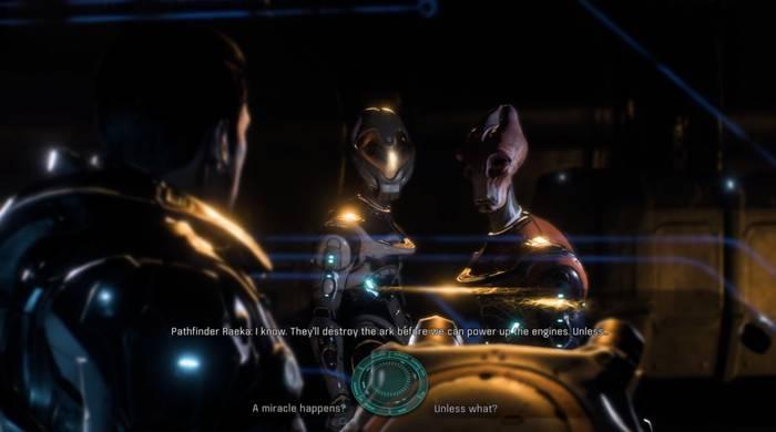 Main Mission Walkthrough Hunting The Archon Mass Effect Andromeda