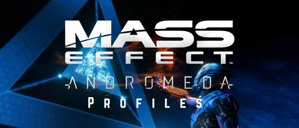 mass effect andromeda profiles