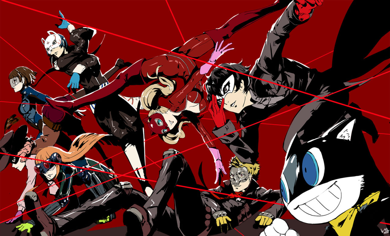 Persona 5 - Game Guide and Walkthroughs by Samurai Gamers