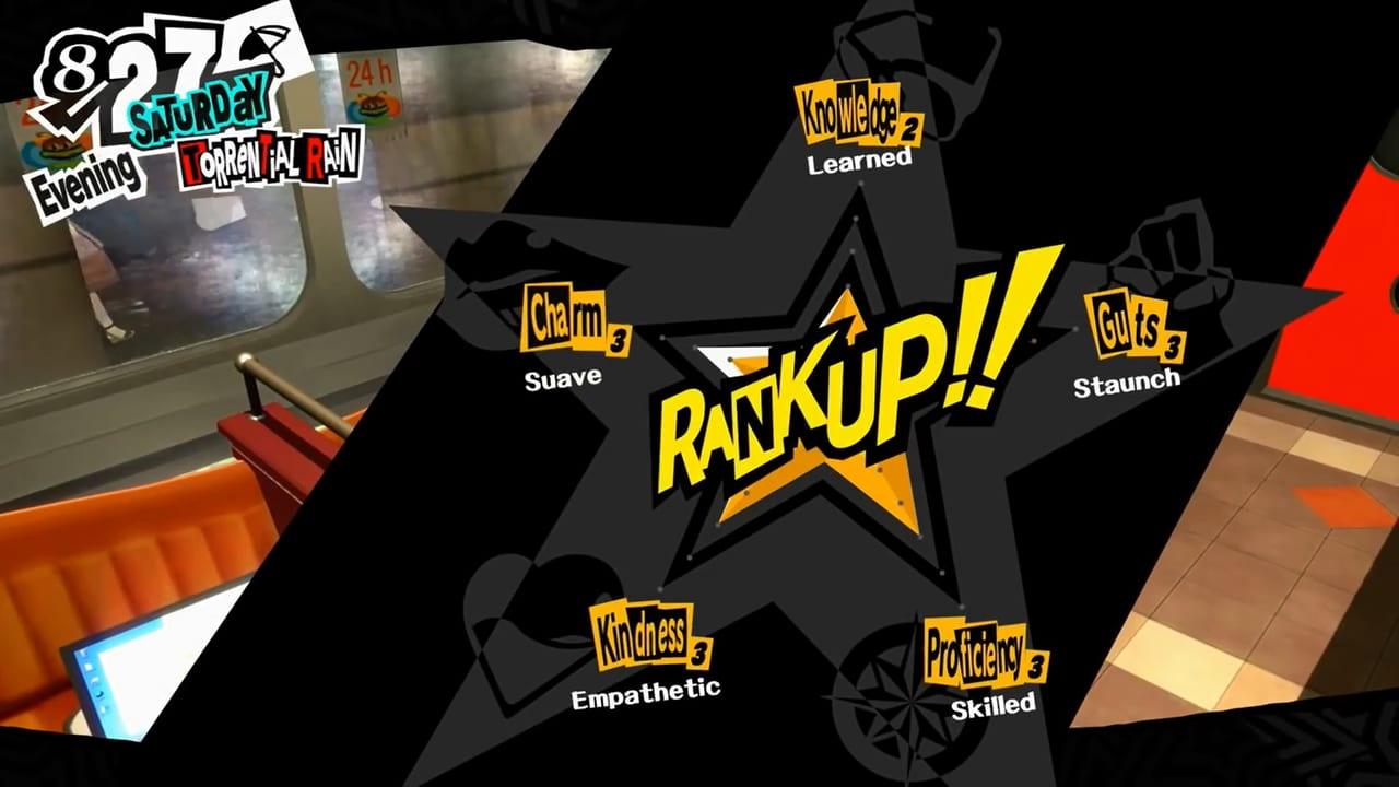 Persona 5 / Persona 5 Royal - Social Stats Guide
