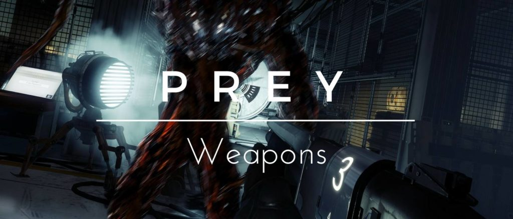 prey weapons