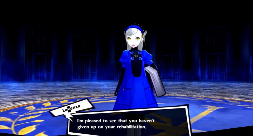 Persona 5 Royal - Lavenza Secret Boss