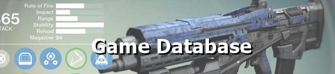 Auto Rifle Weapon: Primary Weapons Rarity Database - SAMURAI