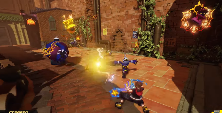 Kingdom Hearts 3 Trailer Gameplay 2