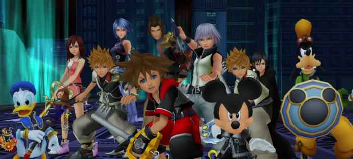 Kingdom Hearts 3 Series Overview