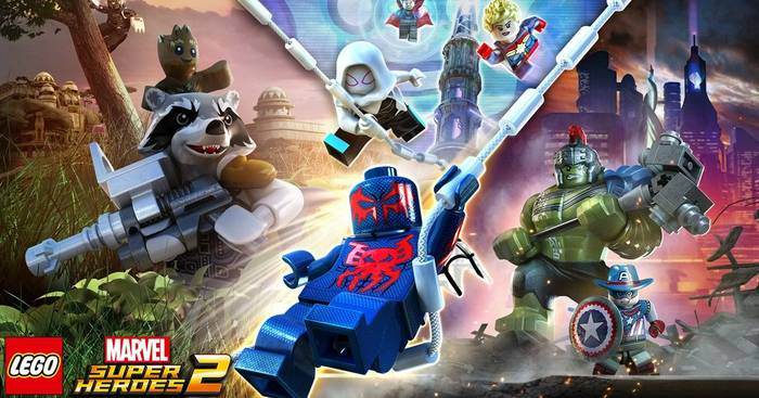 Lego Marvel Super Heroes 2 Wiki Walkthrough Strategy Guide Tips