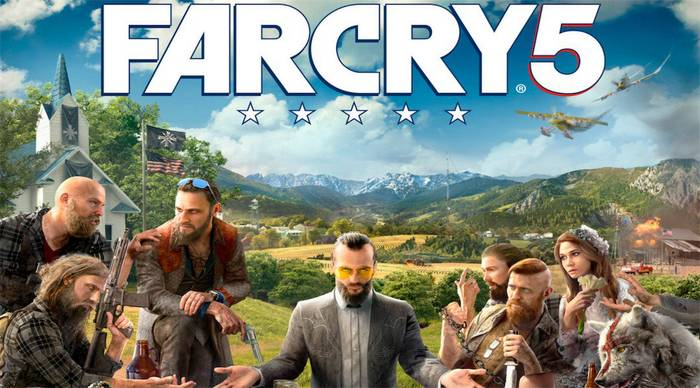 Game To Make Appearance At E3 2017 Far Cry 5 Samurai Gamers