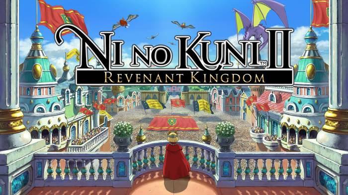 Ni No Kuni 2: Revenant Kingdom - Side Quest 124 Callianeira, Priestess of Water