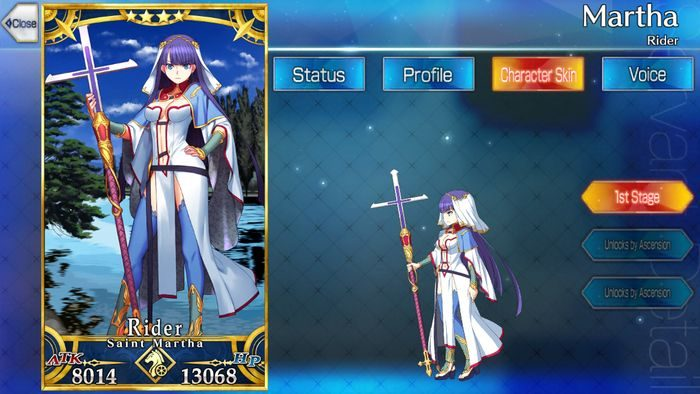 Strategy. Saint Martha ...