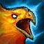 Phoenix Stance Icon