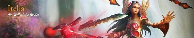 Irelia Champion Strategy And Item Build Guide Samurai Gamers