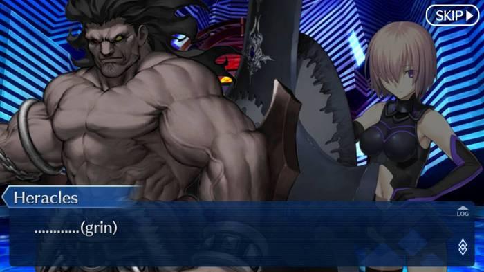 Fate Grand Order Fgo Heracles Interlude Quest 2 The 13th Labor