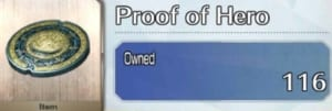 Proof of Hero