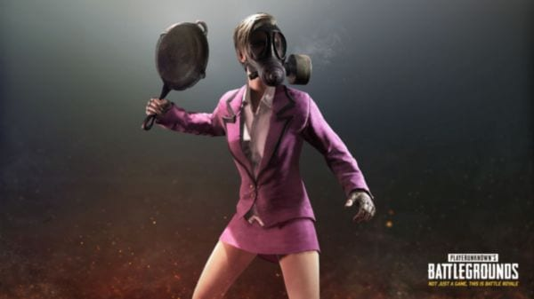 PUBG Battle Royale Skin 5