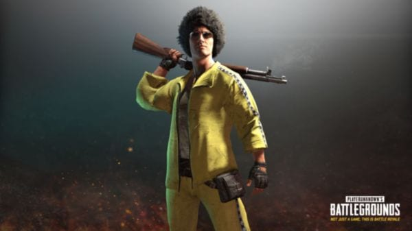 PUBG Battle Royale Skin 3