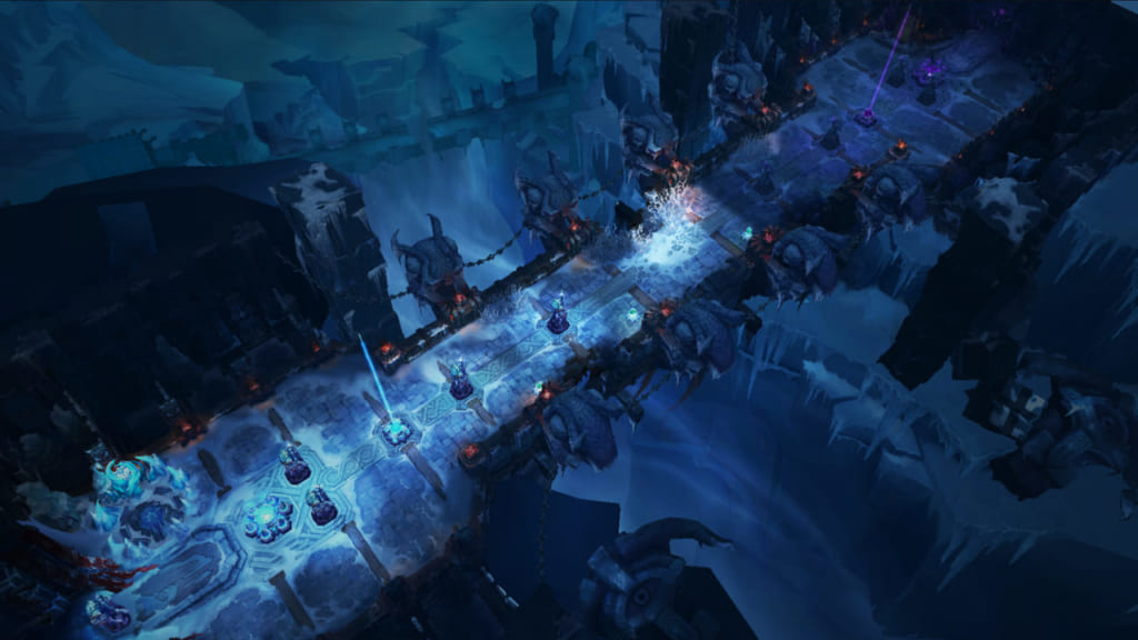 League of Legends / LoL] LoL Maps 101 - Howling Abyss ...