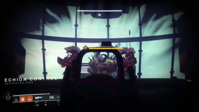 Destiny 2 Unbroken Thumos
