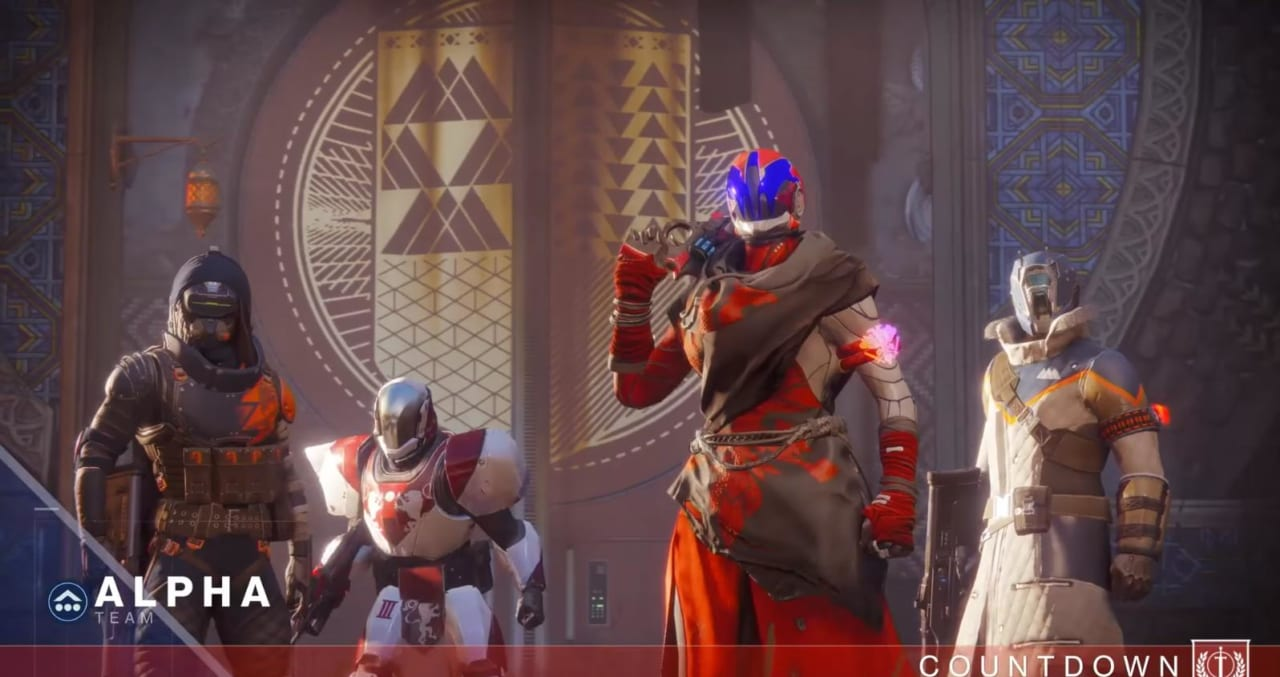 Destiny 2 Crucible: Countdown