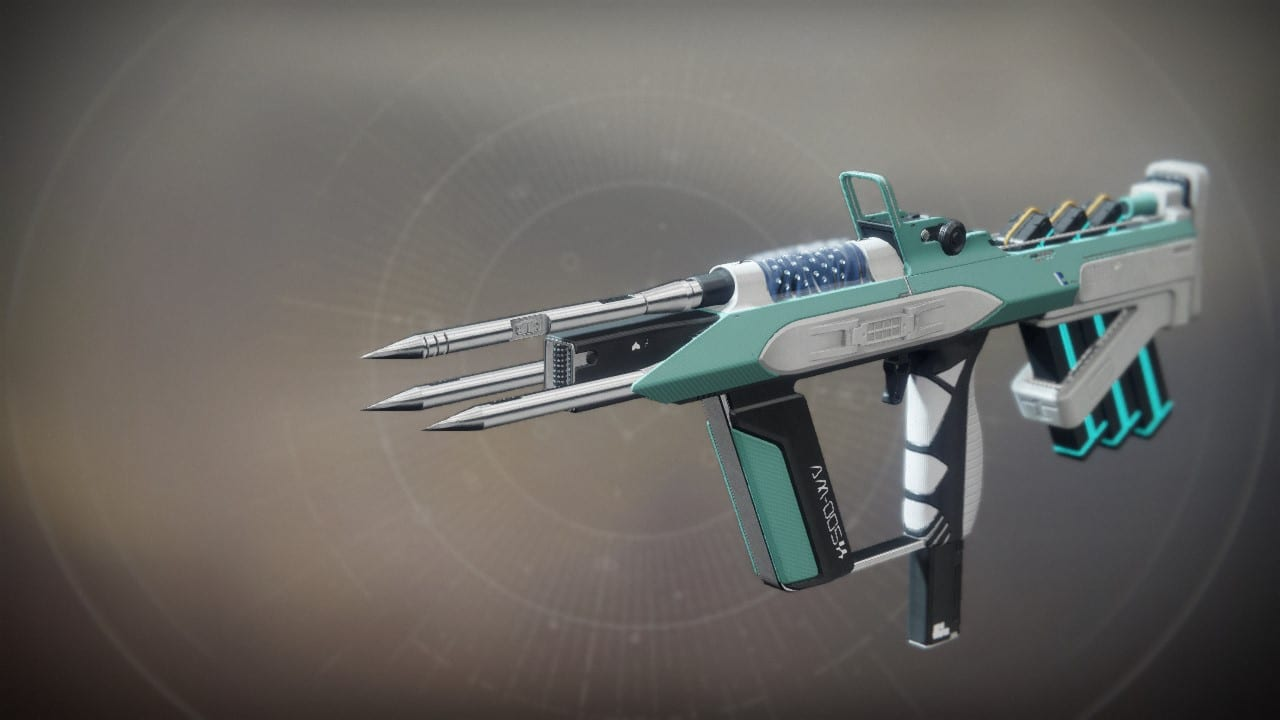 Destiny 2 Submachine Gun Risk Runner