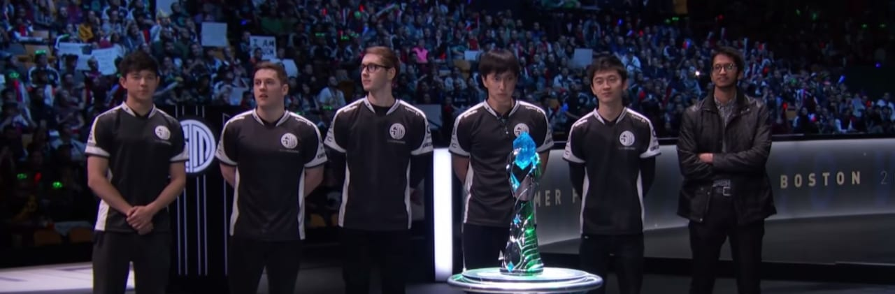 Team and Player Profiles: NA LCS – 2017 LoL World Championship