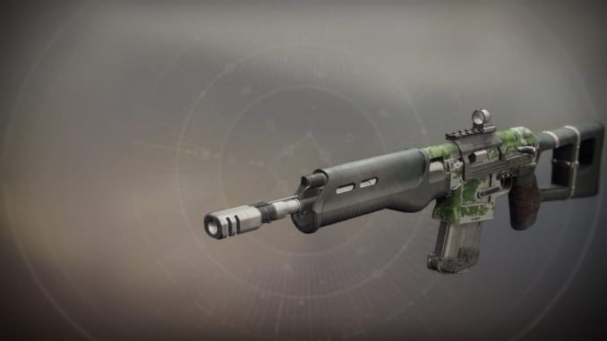 Destiny 2 Auto Rifle