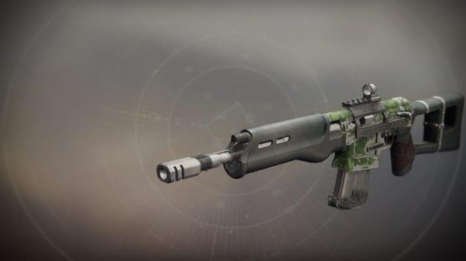 Destiny 2 Auto Rifle
