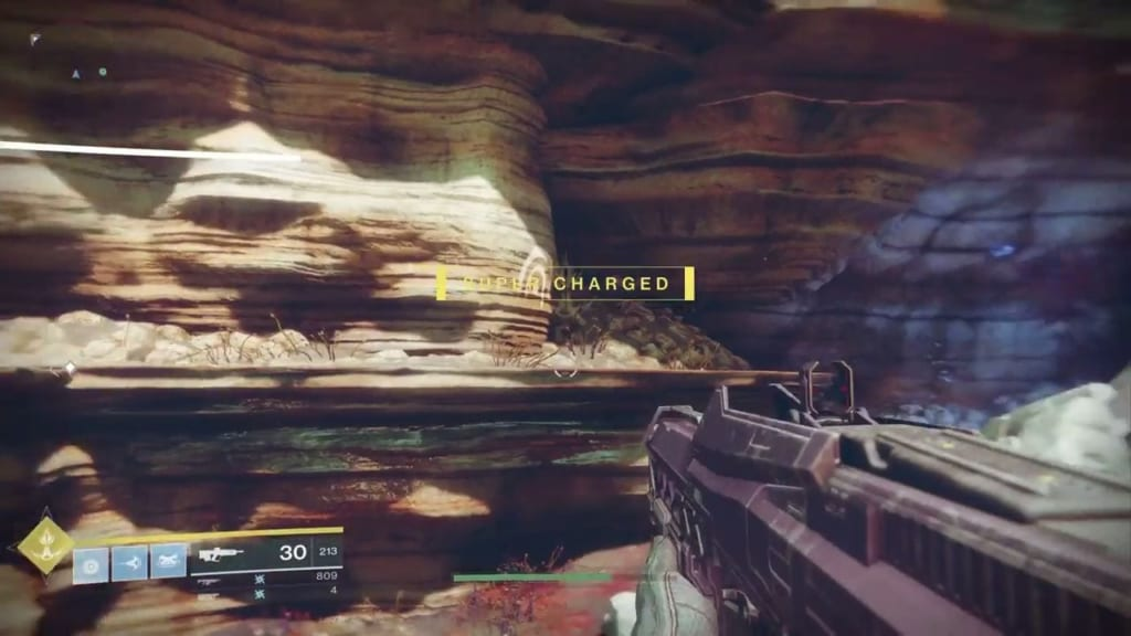 Artifacts Edge Lost Sectors Locations 2