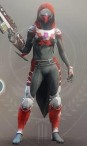 destiny 2 hunter legendary armor