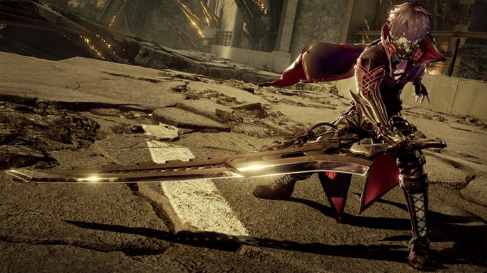 Code Vein Weapons Introduction