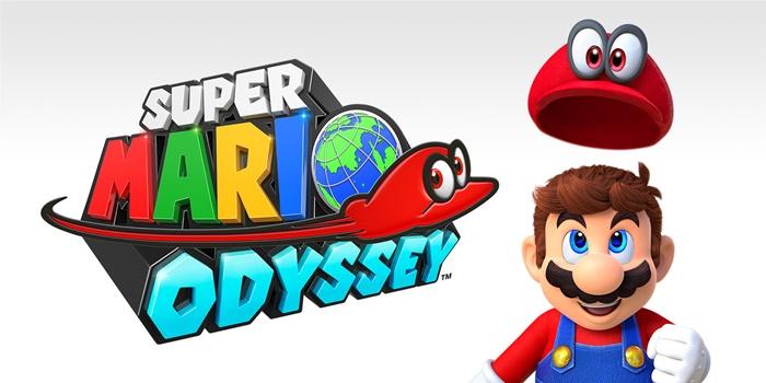 Super Mario Odyssey Full Website
