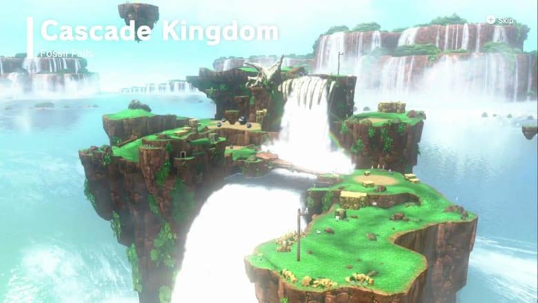 Cascade Kingdom: Walkthrough