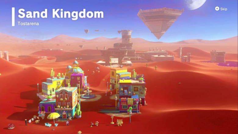 Sand Kingdom: Walkthrough
